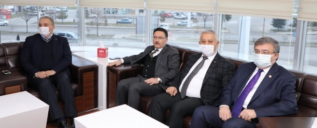 AFYONKARAHİSAR OSB GENİŞLETİLİYOR!..