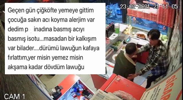 BASURUM VAR DEDİM, BASMIŞ ACIYI, BASMIŞ İSOTU!..