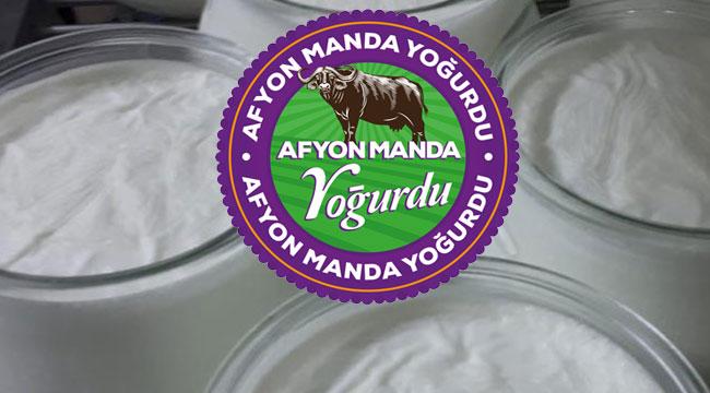 AFYON MANDA YOĞURDU COĞRAFİ İŞARET ALDI